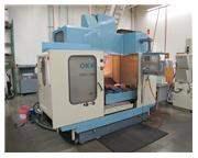 OKK PVC-55 CNC Taper Vertical Machining Center (1998)