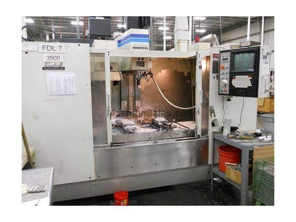 Fadal 4020 Vertical Machining Center (1998)