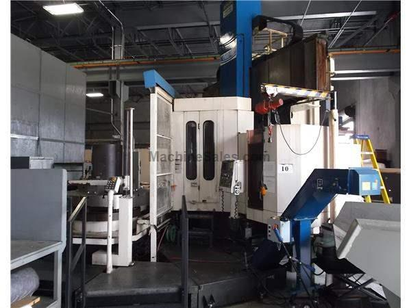 Toshiba TMD-16 CNC Vertical Turning Center (1995)
