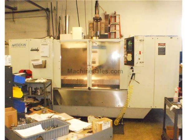 Fadal VMC 6030HT CNC Vertical Machining Center (1993)
