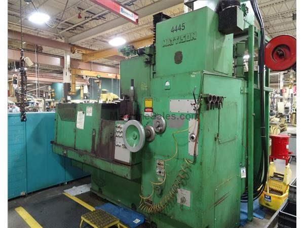 MATTISON 24-42 ROTARY SURFACE GRINDER