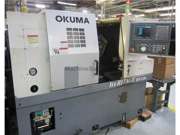 Okuma Heritage ES-L10 II CNC Turning Center