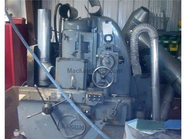 Blanchard #11 Rotary Surface Grinder
