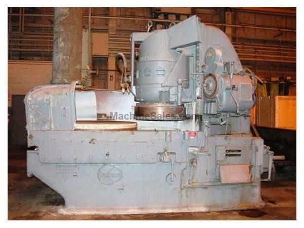 "Blanchard 60""Rotary Surface Grinder"