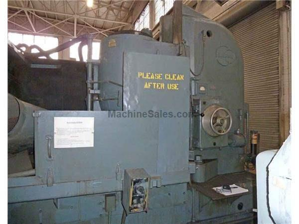 "Blanchard 32K-60 60"" Vertical Spindle Rotary Surface Grinder"