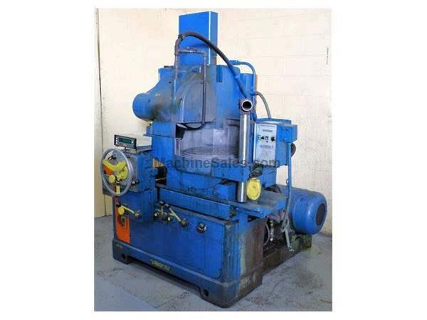 HEALD ROTARY SURFACE GRINDER MODEL 261