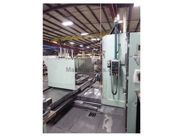 "4"" KURAKI CNC TABLE TYPE HORIZONTAL BORING MILL"