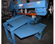 "DoAll 9"" x 16"" Horizontal Band Saw Model C916SA"