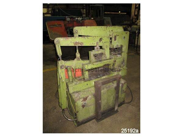 SCOTCHMAN IRONWORKER 35 TON Model #314C
