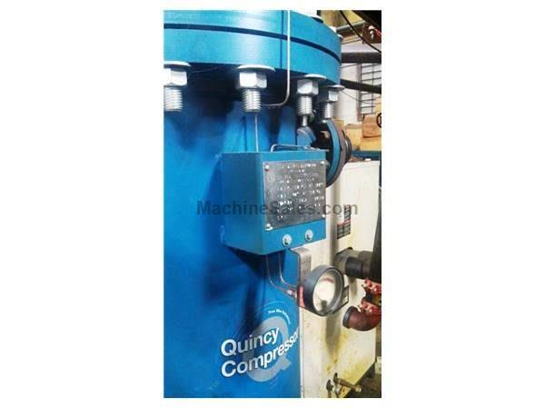 Quincy Air Filter and Refrigerated Compressed Air Dryer