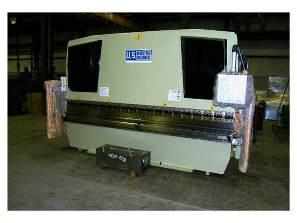 200 Ton x 13' U.S. Industrial Hydraulic Press Brake (2014)