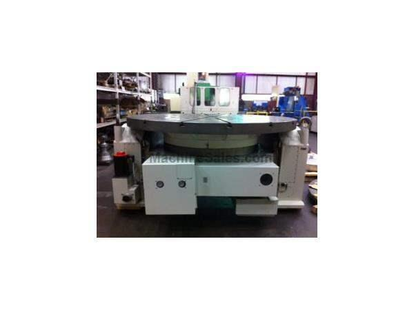 "98"" Zeatz B-Axis Tilting CNC Rotary Table"