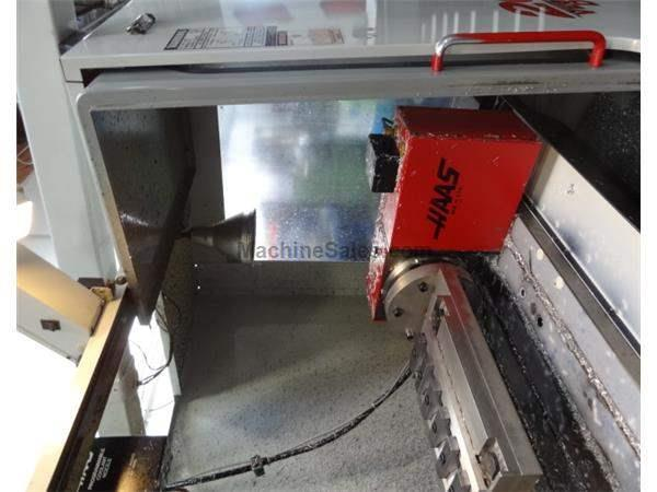 Used Haas HRT210 Rotary Table