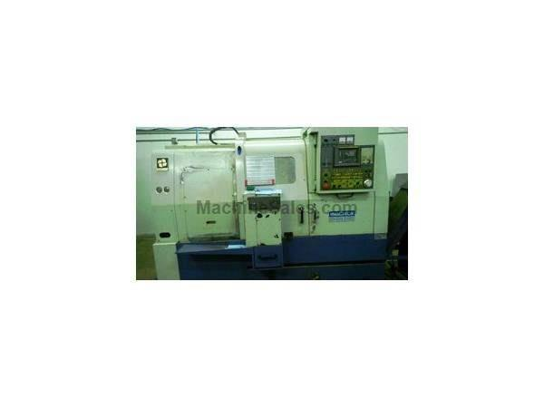 WACHEON HI-ECO21HS 3-AXIS CNC TURNING CENTER LATHE