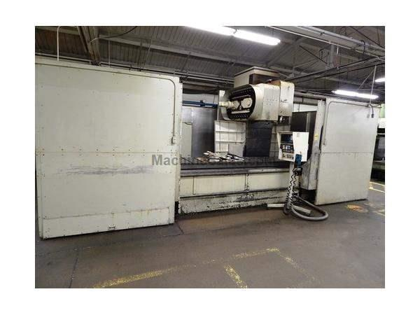 KOMO 3-AXIS 50/120 CNC VERTICAL MACHINING CENTER