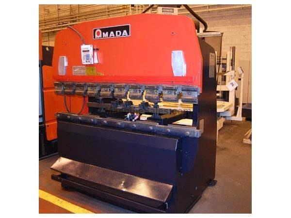 88 Ton Amada 3-Axis CNC Hydraulic Press Brake