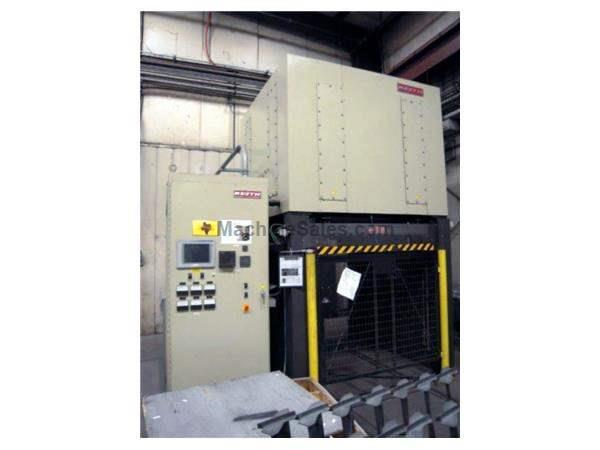 "KEITH, BOTTOM LOAD FURNACE, 36""W 36""L 36""H, 2300 F, ELECTRIC"