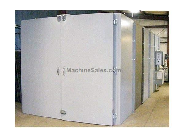 FB SERIES, WALK IN OVEN, 8'W 20'L 8'H, GAS FIRED, NEW