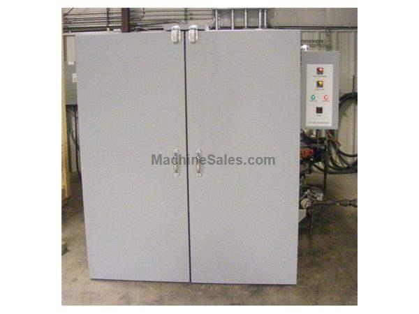 FB SERIES WALK IN OVEN, 4'W 4'L 6'H, 650 F, GAS FIRED, NEW