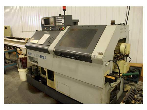 STAR KJR 25 II SWISS TYPE TURNING CENTER