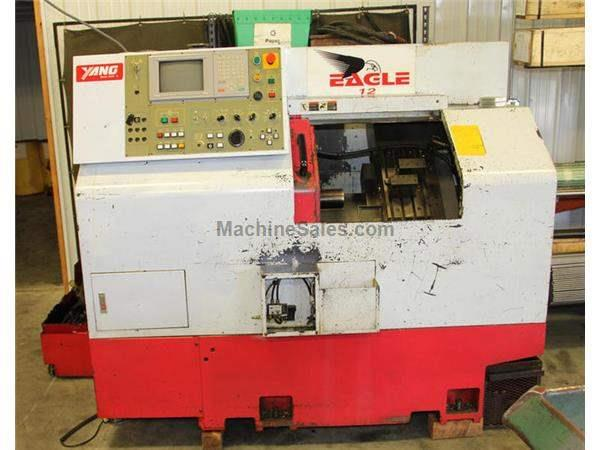 YANG SL 12 CNC TURNING CENTER
