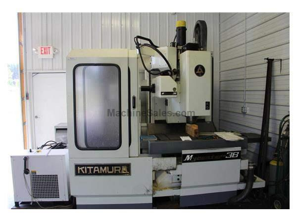 KITAMURA MYCENTER 3B VERTICAL MACHINING CENTER