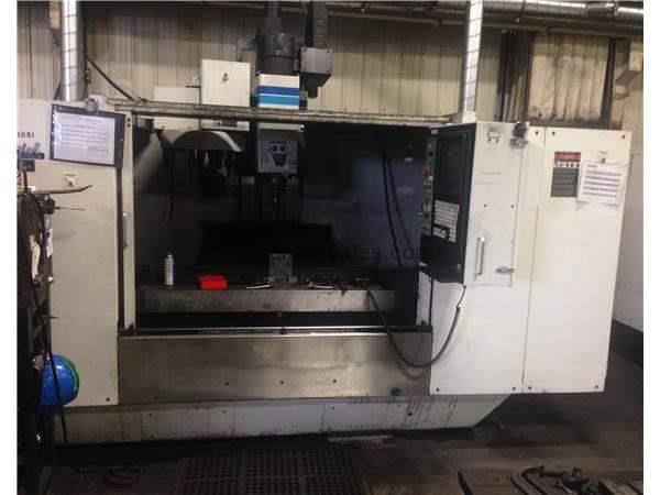 FADAL MODEL VMC-8030HT CNC VERTICAL MACHINING CENTER