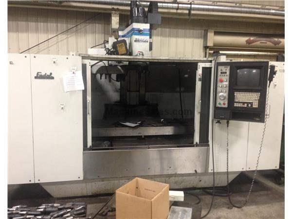 FADAL MODEL 6030HT VERTICAL MACHINING CENTER