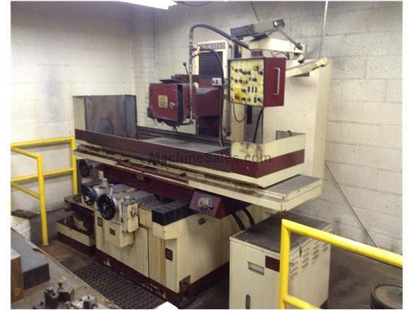 "16"" x 32"" CHEVALIER MODEL FSG 1632AD HYD SURFACE GRINDER"