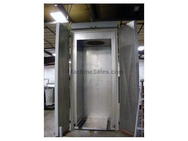 FB SERIES WALK IN OVEN, 4'W 4'L 6'H, 500 F, ELECTRIC, NEW