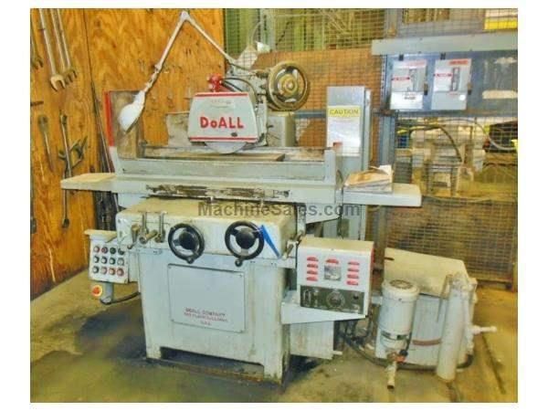 "8"" x 24"" DO-ALL D824-12 Horizontal Surface Grinder"