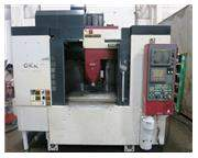 OKK VM5III 50 TAPER 3-AXIS CNC VERTICAL MACHINING CENTER