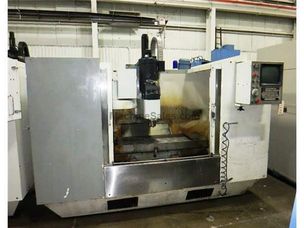 FADAL MODEL 4020HT CNC VERTICAL MACHINING CENTER