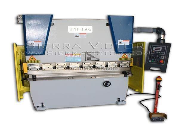 45 Ton x 5' GMC® Hydraulic Press Brake
