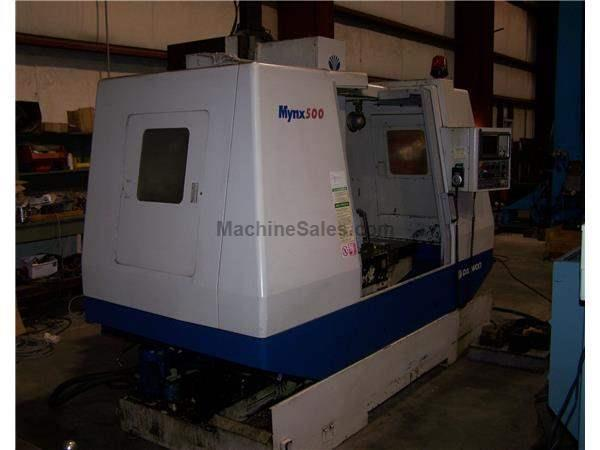 DAEWOO MYNX-500 Vertical Machining Center