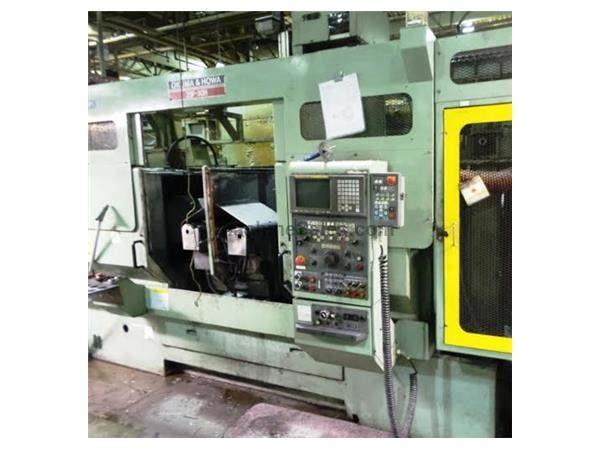 1998 Mfg. 2008  Reconditioned OKUMA HOWA 2SP-30-HG CNC TWIN SPINDLE TURNING