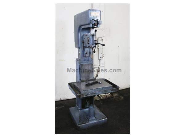 "16"" Swing 1HP Spindle Allen BMD DRILL PRESS, 1 HP, #2MT, Floor Drill, Adjust tbl & spindle Hght"