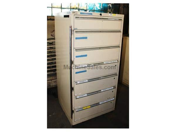 "60"" Height 7 # Drawers Lista 7 Drawer TOOL CABINET"