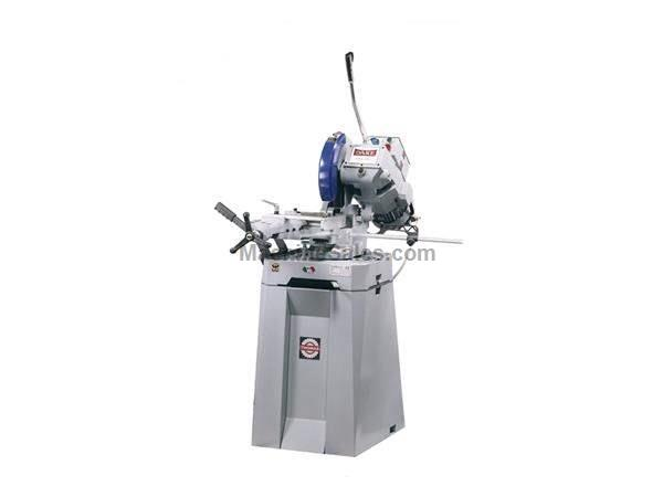 "14"" Blade Dia 3.5hp HP Dake Super Technics 350CE Manual *Made in Italy* COLD SAW, 220V/440V 3-phase; dual-speed motor"