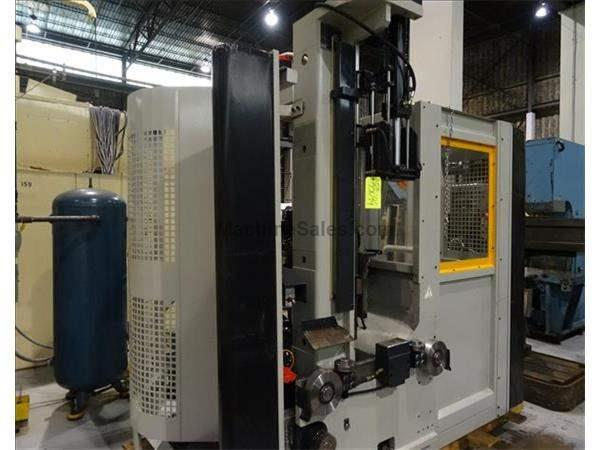 Ficep CNC Beam Drill Line Single Spindle Model 1001 New 2003