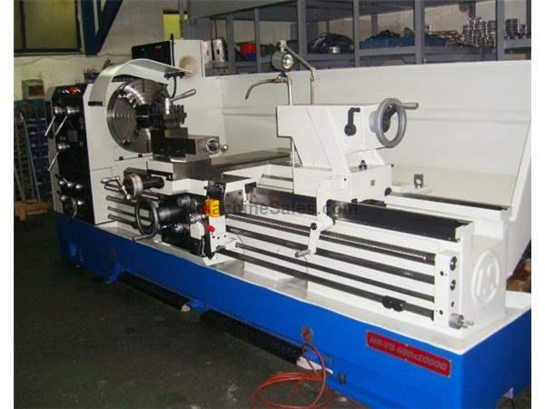 "26"" x 80"" ROUGHNECK (Chu Shing) Hollow Spindle Lathe"