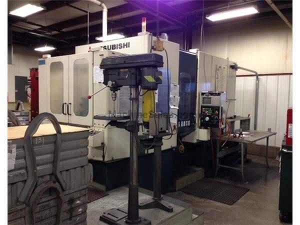 1998 Mitsubishi M-H4B Horizontal Machining Center