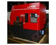 "16.9"" AMADA CTB400 CNC VERTICAL CARBIDE BAND SAW"