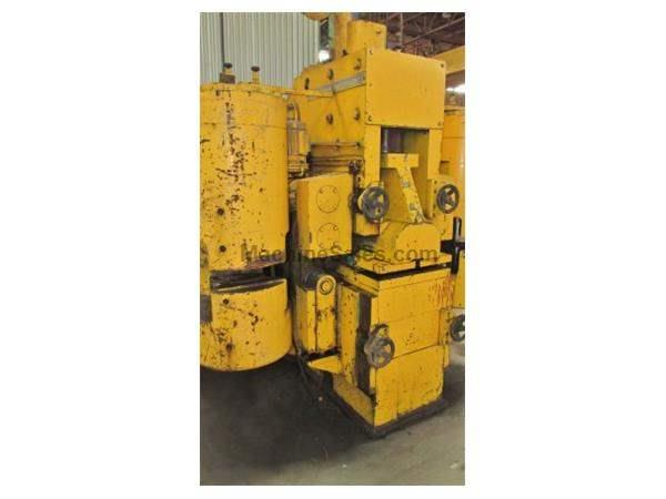 Hugh Smith 400 Ton Hydraulic Frame Bender