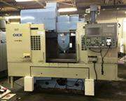 OKK VM5-II 50 TAPER CNC 3-AXIS VERTICAL MACHINING CENTER