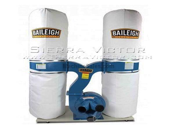 3 HP BAILEIGH® Dust Collector
