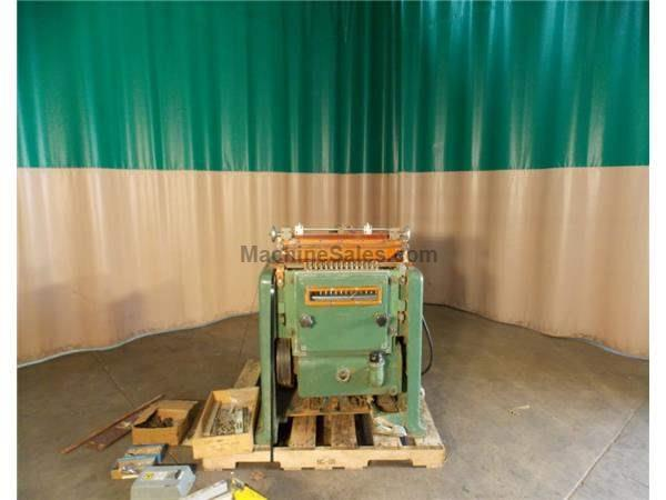 Used Wysong & Miles #600 Dovetailer