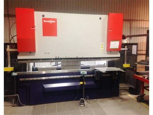 110 Ton Bystronic EP31-100 6-Axis CNC Hydraulic Press Brake