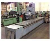 MECOF CS-8 Universal Bed Type Boring Mill