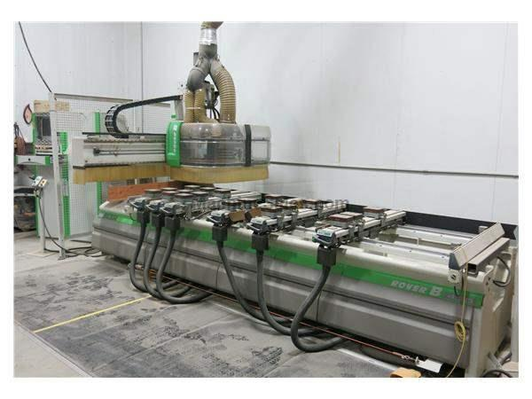 Biesse Rover B 4.35, CNC Routers, 2005